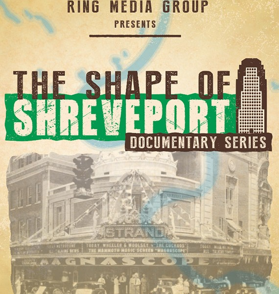 Shape of Shreveport Documentary Series DVD Episodes 1 - 4