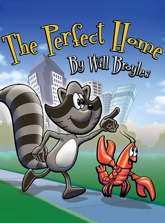 The Perfect Home - Children's Book
