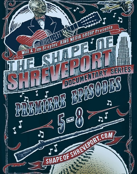 Shape of Shreveport Episodes 5-8